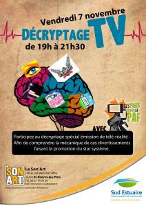 decryptage SONART