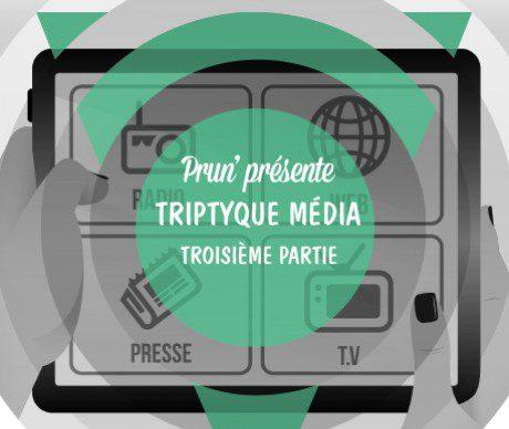 Consommateurs de médias : Les Pieds dans le PAF sur Prun'
