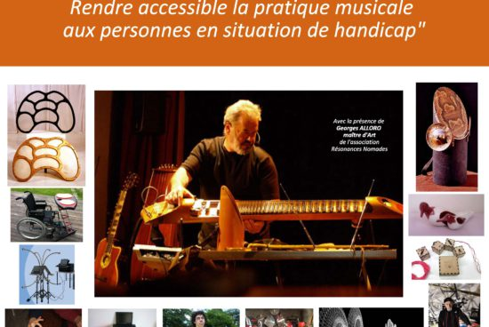 Vidéo, musique, handicap