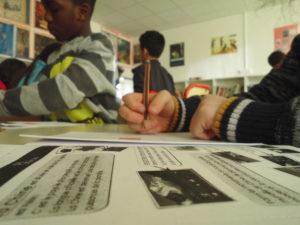 école Lamartine webdoc