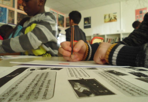 Lamartine, un portrait d'école en webdoc