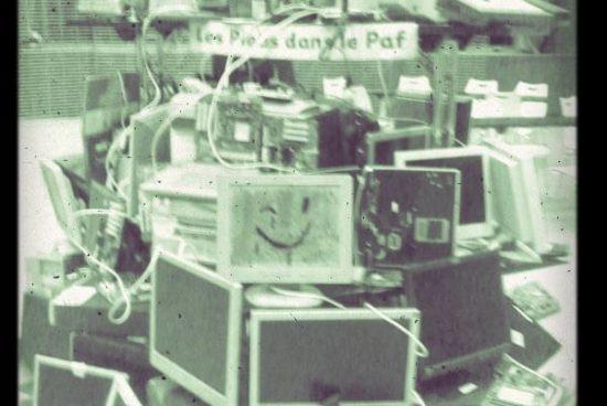 L'heureux-cyclage des déchets numériques