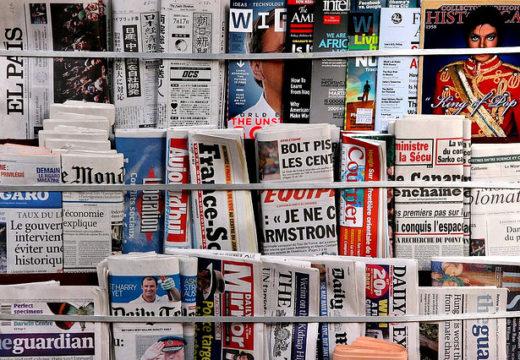Revue de Presse confinée // Mars 2020