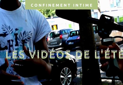 Ce qu'on a fait cet été : venez voir les vidéos !